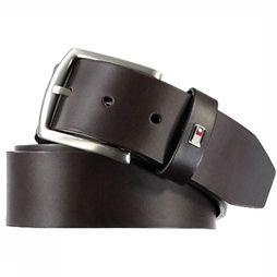 Tommy Hilfiger Riem Riem New Denton Belt Donkerbruin