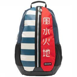 Element Bag Tokio Bustel dark blue/mid red