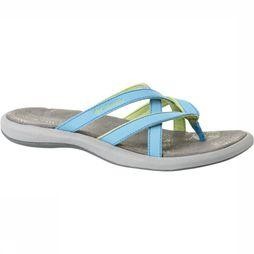 Columbia Tongs Kambi II Bleu Clair/Gris Clair