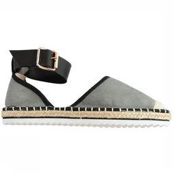 Yaya Sandal With Ankle Strap light grey