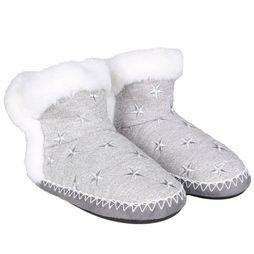 Superdry Slippers Slipper Boot Light Grey Mixture