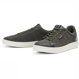 Jack & Jones Sneaker olly Middenkaki