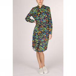 Sugarhill Boutique Dress Reva Jungle Marine/Mid Green