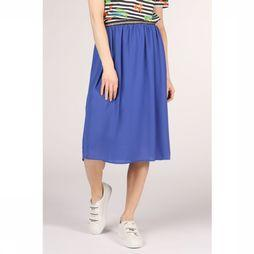 Sugarhill Boutique Skirt Gia Block Colour Midi royal blue