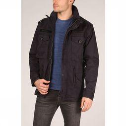 Superdry Coat Rookie Field dark blue