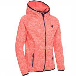 Ayacucho Junior Fleece Angie Rood/Assortiment