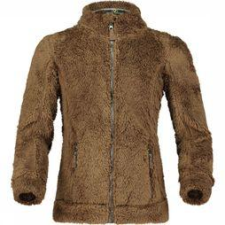 Ayacucho Junior Fleece Naduk brown