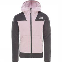 The North Face Polaire Glacier Full Zip Pourpre
