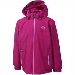 Color Kids Manteau Etnus Rose Moyen