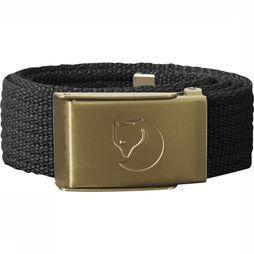 Fjällräven Belt Canvas dark grey