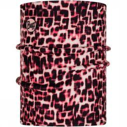 Buff Buff Kids Reversible Polar Neckwarmer Savage Pink Black Noir/Rose Moyen