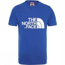 The North Face T-Shirt Youth S/S Easy royal blue