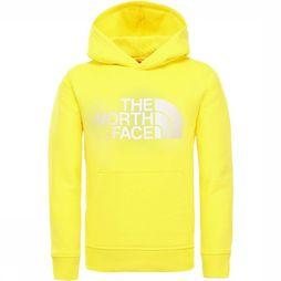 The North Face Pull Drew Peak Hoodie Jaune