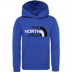 The North Face Pullover Drew Peak Hoodie royal blue
