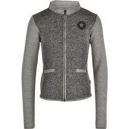 Rumbl Cardigan Floriza Black/Light Grey Mixture