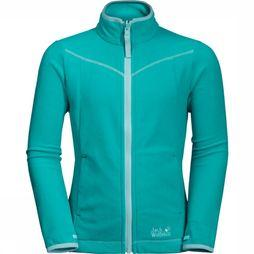 Jack Wolfskin Pull Sandpiper Turquoise