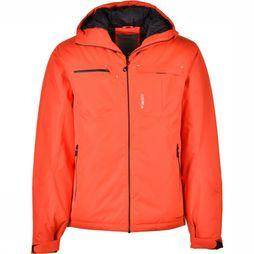 Tech Coat Norma orange