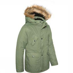 Ayacucho Junior Coat Vyju mid khaki