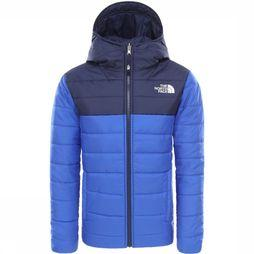 The North Face Jas Reversible Perrito Koningsblauw/Donkerblauw