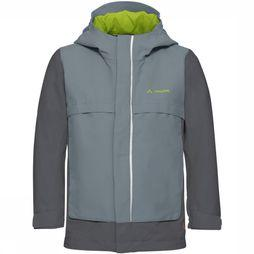 Vaude Coat Racoon V dark grey/mid grey