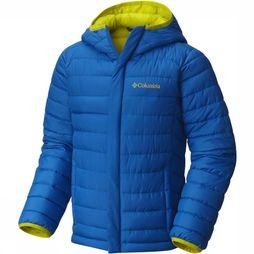Columbia Coat Powder Lite blue