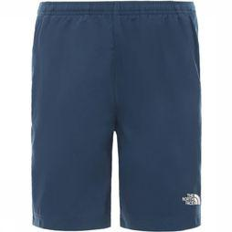 The North Face Short Reactor Bleu