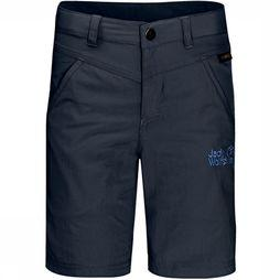 Jack Wolfskin Shorts Sunshorts dark blue