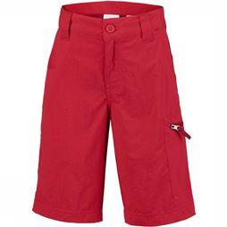 Columbia Shorts Silver Ridge Novelty red