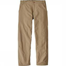 Patagonia Trousers Boys' Sunrise Trails sand