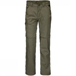 Trousers Safari Zip-Off K