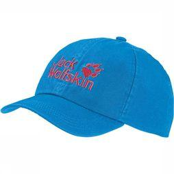 Jack Wolfskin Casquette Baseball Turquoise