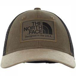 The North Face Casquette Y Mudder Trucker Kaki Moyen/Noir