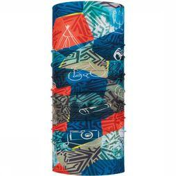 Buff Buff Kids Coolnet UV+ Stony Multi Bleu/Assortiment