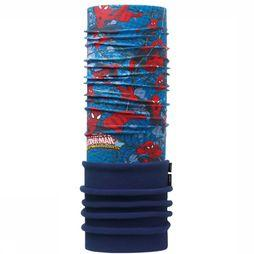 Buff Buff Junior Polar Spiderman Warrior Blauw/Assortiment