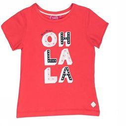 Jubel T-Shirt K/M Oh La La Sea View red