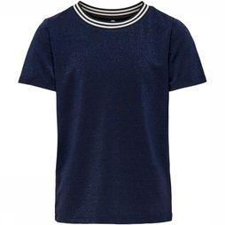 Kids Only T-Shirt athea S/S Top Jrs Donkerblauw