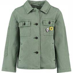 CKS Kids Shirt Letty mid khaki