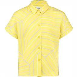 CKS Kids Shirt Iaru yellow/Assortment Geometric