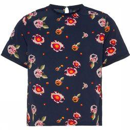 Lmtd By Name It Shirt Nlfocami dark blue/Assortment Flower