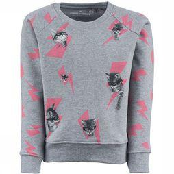 Stones and Bones Pullover Essence Lightning Light Grey Mixture