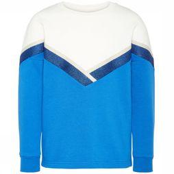 Name It Pullover Nkfodette royal blue/white