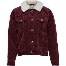 Kids Only Jas Konkira Cord Teddy Bordeaux