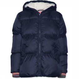 AO76 Coat Light Nylon dark blue