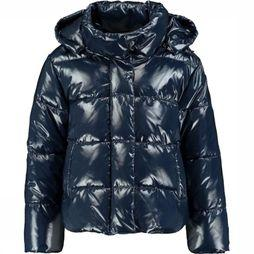 CKS Kids Coat Jennika dark blue