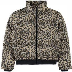 Lmtd By Name It Manteau fmona Leo Bomber Noir/Assortiment