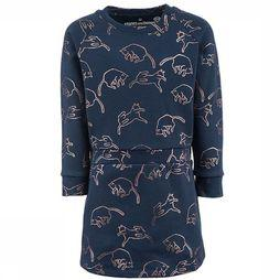 Stones and Bones Dress Jodie Cats dark blue