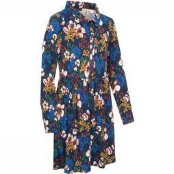 Petit Louie Dress Tennessee Olive dark blue/Assortment Flower