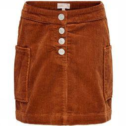 Kids Only Skirt shila Corderoy camel