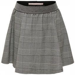 Kids Only Skirt poptrash Soft Check Skater Light Grey Mixture/Assortment
