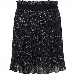 Kids Only Skirt eliza Plisse  Wvn black/Assortment Flower